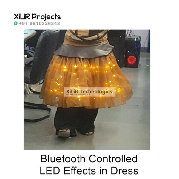 Bluetooth-Controlled-LED-Effects-in-Dress