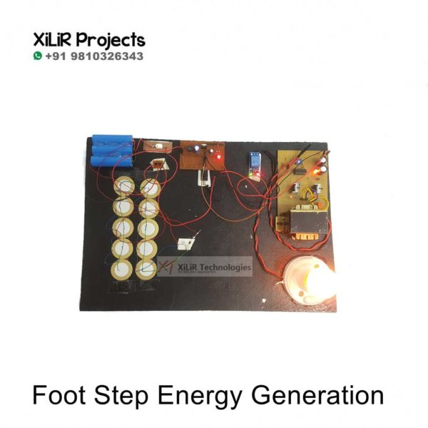 Foot-Step-Energy-Generation